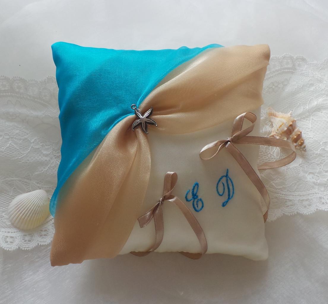 coussin alliances beige bleu turquoise (8)