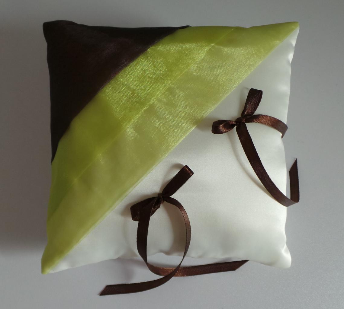 coussin alliances vert anis marron (11)