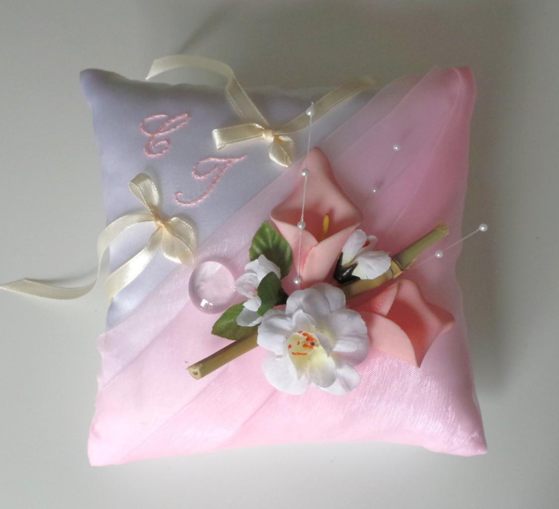 coussin mariage rose (9)