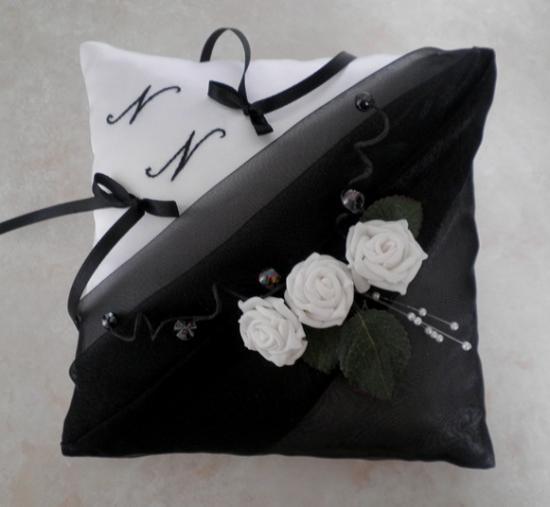 porte alliance noir et blanc #3