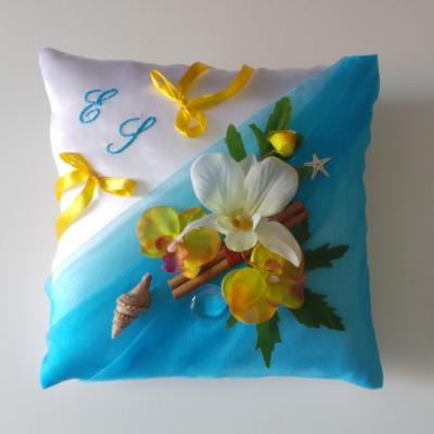 Coussin alliance mariage 287