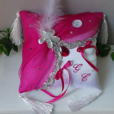 Coussin mariage 1262