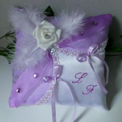 Coussin mariage 3