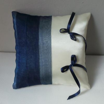 Coussin alliances chic mariage (4)