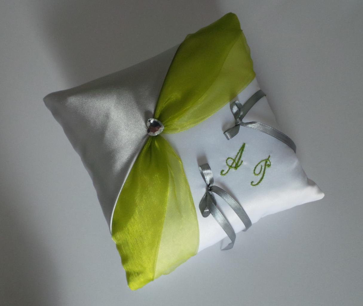 coussin alliances vert anis gris argent(19)