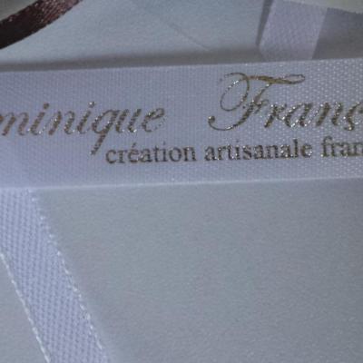 Ruban sous le coussin 'création artisanale française
