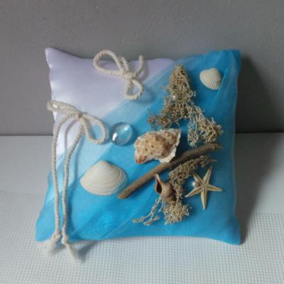 Coussin alliance mariage 304