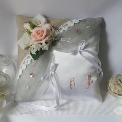 Coussin mariage 428