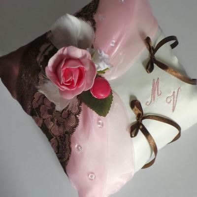 Gourmandise chocolat rose 2